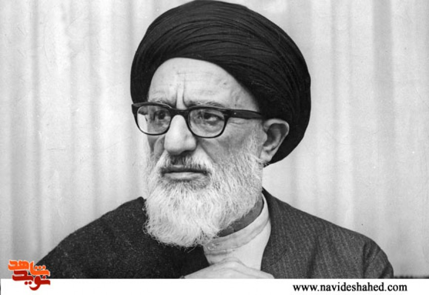 Unpublished photos of Ayatollah Taleghani/ photos