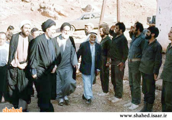 Unseen photos from Imam Musa Sadr in an meeting with Islamic Resistance authorities / visual reports